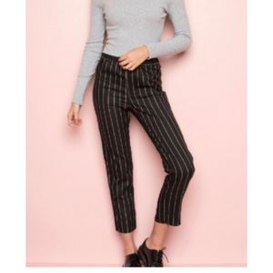 NWOT Brandy Melville Striped Tilden Pants